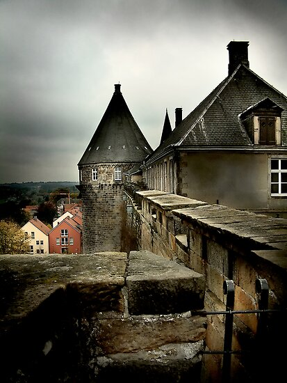 Burg Bentheim, Germany by PhotoAmbiance