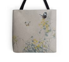 Butterfly v1 Tote Bag