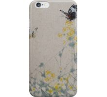 Butterfly v1 iPhone Case/Skin