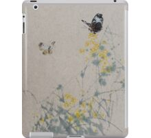 Butterfly v1 iPad Case/Skin