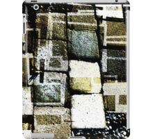 Lines and Texture iPad Case/Skin