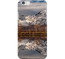 Sierra Reflections iPhone Case/Skin