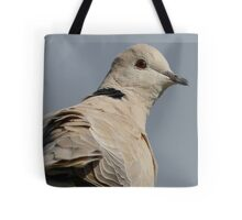 You still there? I'm leaving -  African Collared Dove - Gore - New Zealand Tote Bag