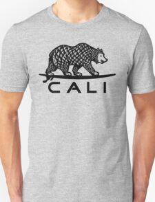 Black Cali Bear T-Shirt