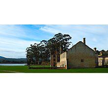 Gone But Not Forgotten- Port Arthur Historic Site, Tasmania Australia Photographic Print