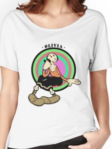 Olivia 2 Women's Relaxed Fit T-Shirt