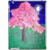 Night Cherry Blossom Tree iPad Case/Skin