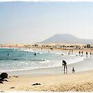 The beach by maijo moris