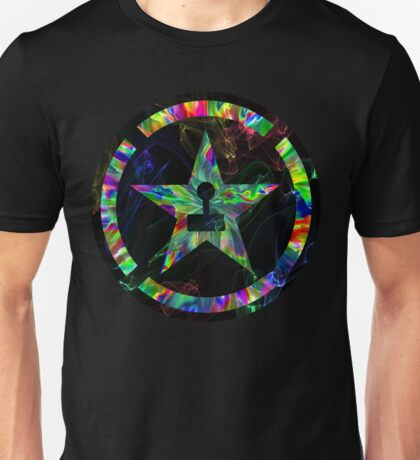Psychedelic Achievement Hunter Unisex T-Shirt