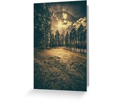 Sonne Greeting Card