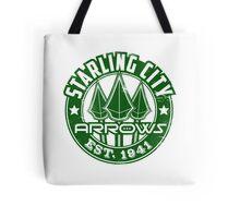 Starling City Arrows V01 Tote Bag