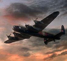 Canada's Lancaster by © Steve H Clark Photography