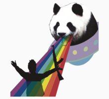 Panda stop gunner by benyuenkk