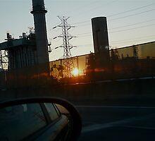 """ The Industrial Sun"" by wildmann59"