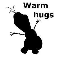 Warm Hugs Photographic Print