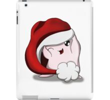 Adipose Christmas iPad Case/Skin