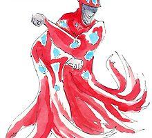 Arcaron: Rubicante, fire emperor by Arcaron Merchandising