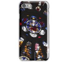 Stained Glass, Le Mans iPhone Case/Skin