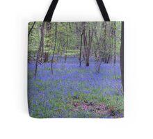 Beautiful bluebells number 2 Tote Bag