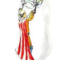 Arcaron Strauss Bad Mother F*cker by Arcaron Merchandising