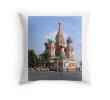 San Basilio Throw Pillow