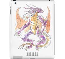 Arcaron: Bahamut iPad Case/Skin