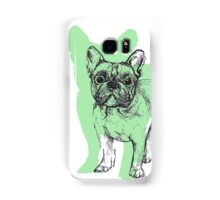 Theo the Frenchie Samsung Galaxy Case/Skin