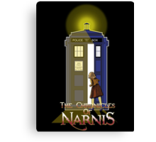 THE CHRONICLES OF NARNIS Canvas Print