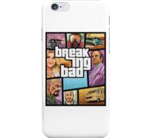 breaking bad Gta iPhone Case/Skin