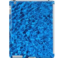 Blue Water - Background of Color Beauty iPad Case/Skin