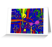 JUST A LITTLE PINCH ! Greeting Card