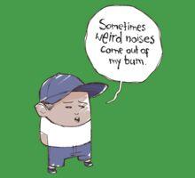 Weird noises by caanan