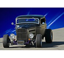 1932 Ford 'Vapors' Coupe Photographic Print