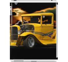 1930 Ford Pickup Truck iPad Case/Skin