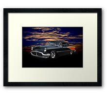 1956 Oldsmobile Custom Convertible Framed Print