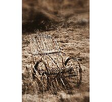 THE WITCHES ROCKING-CHAIR Photographic Print