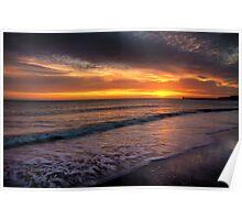 Mirror Beach Poster