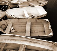 Whangerei Boats by ardwork