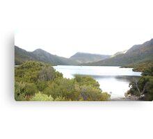 Cradle Lake, Tasmania,Australia Canvas Print