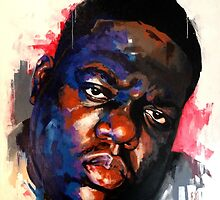 Biggie Smalls by ABANArt