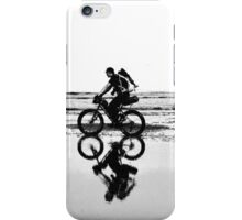 Bicycle trip iPhone Case/Skin