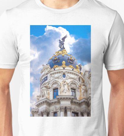 metropolis. madrid Unisex T-Shirt