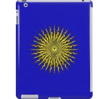 MEGA SUN TESLA iPad Case/Skin
