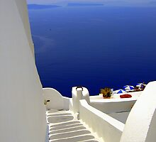 Santorini, Greece by PPDesigns