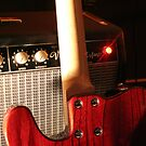 The Guitar & Amp by rossco