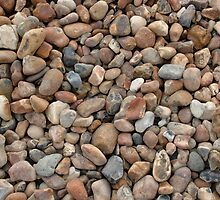 Beach Pebbles by PearlyPics