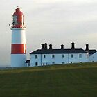 25 - SOUTER LIGHTHOUSE, WHITBURN - 2004 by BLYTHPHOTO