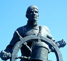 26 - MERCHANT NAVY MEMORIAL, SOUTH SHIELDS  (D.E. 2006) by BLYTHPHOTO