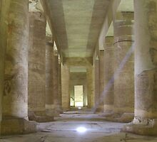 Temple of Abydos 1, Egypt by PearlyPics