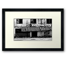 The Southern Queen Roadhouse Framed Print